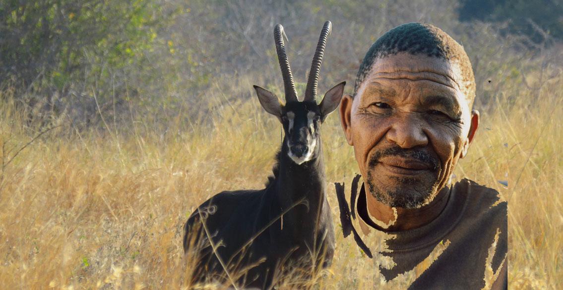 «Die Antilope ist nicht meine Sklavin»