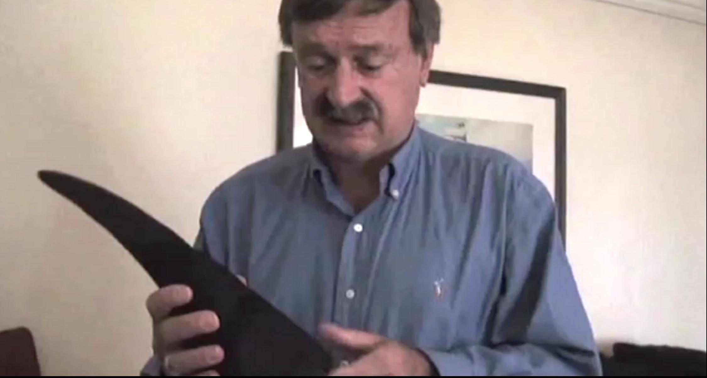 Die Frage nach dem Woher: Filmer, Journalist und Ökonom Karl Amman