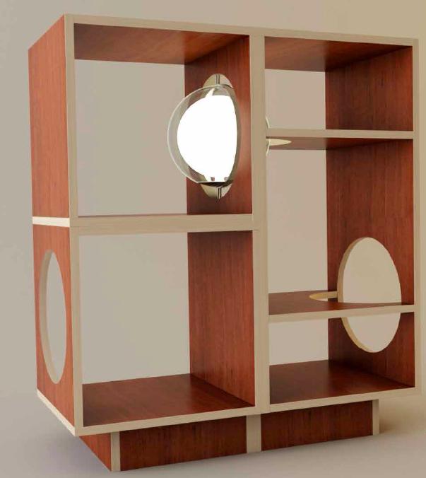 Winner of the Design Havana Prize   Designer:  Amalia Martinez Caballero   Project:  Cosmos