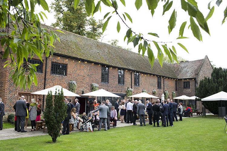 The Tudor Barn Eltham
