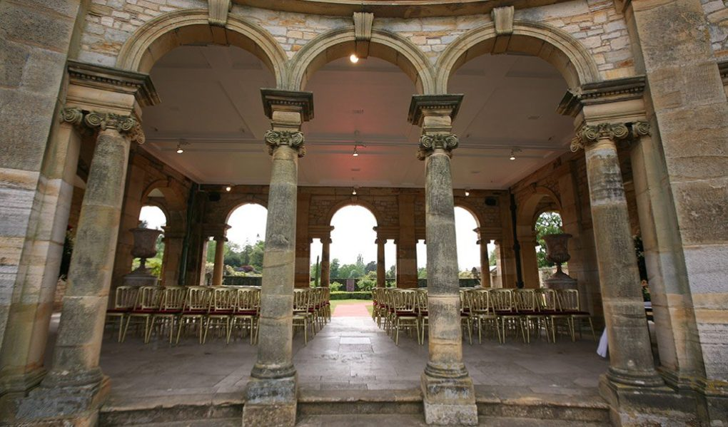 Hever Castle Wedding Venue in Kent