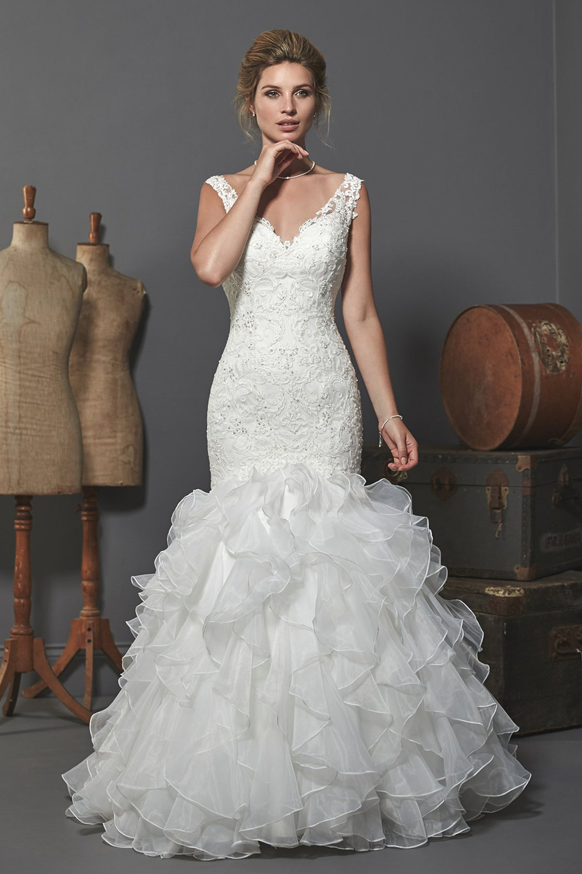 Palma Romatica Wedding Dress at Kent Wedding Centre
