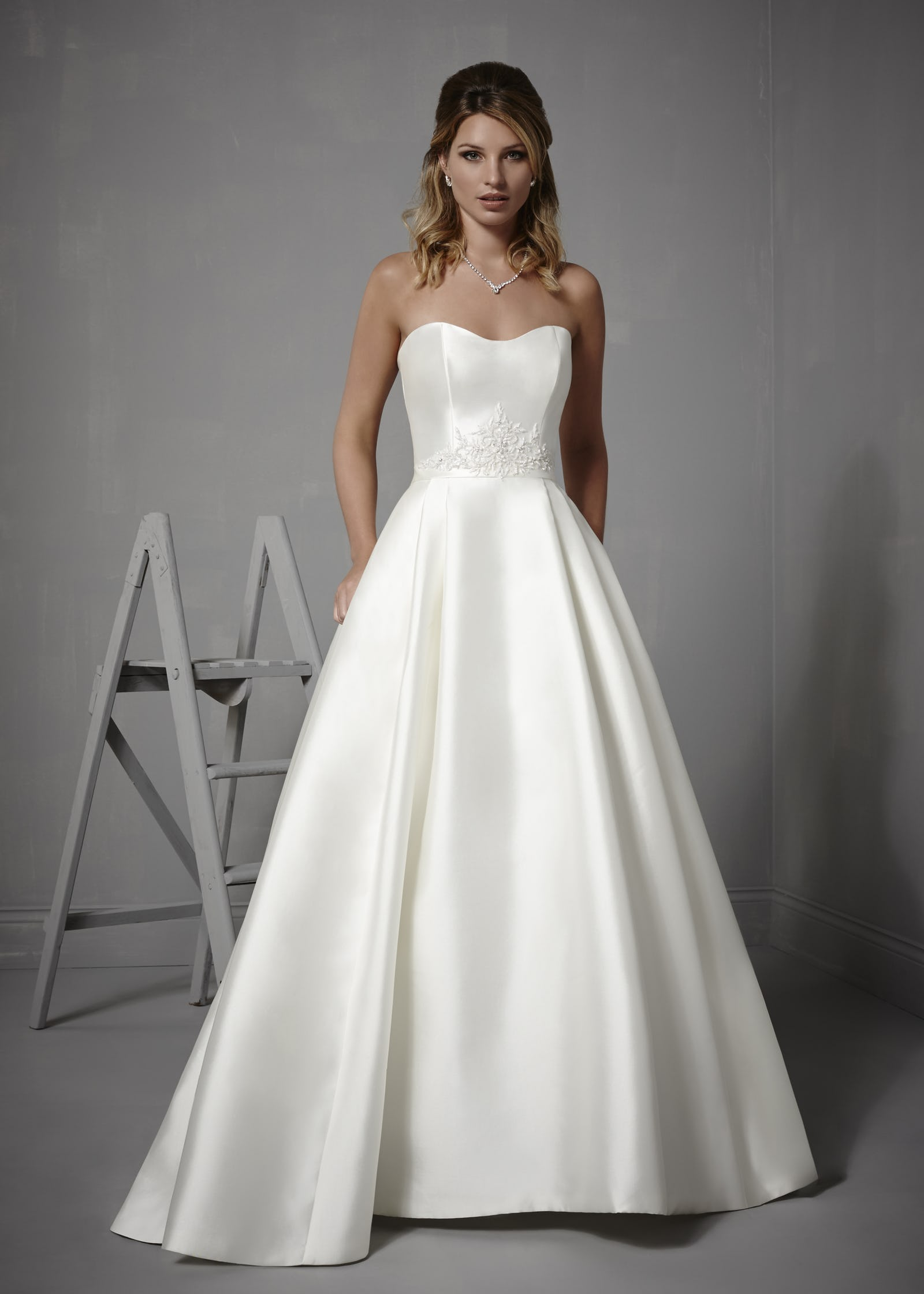 Bern Romantica Bridal dress at the Kent Wedding Centre