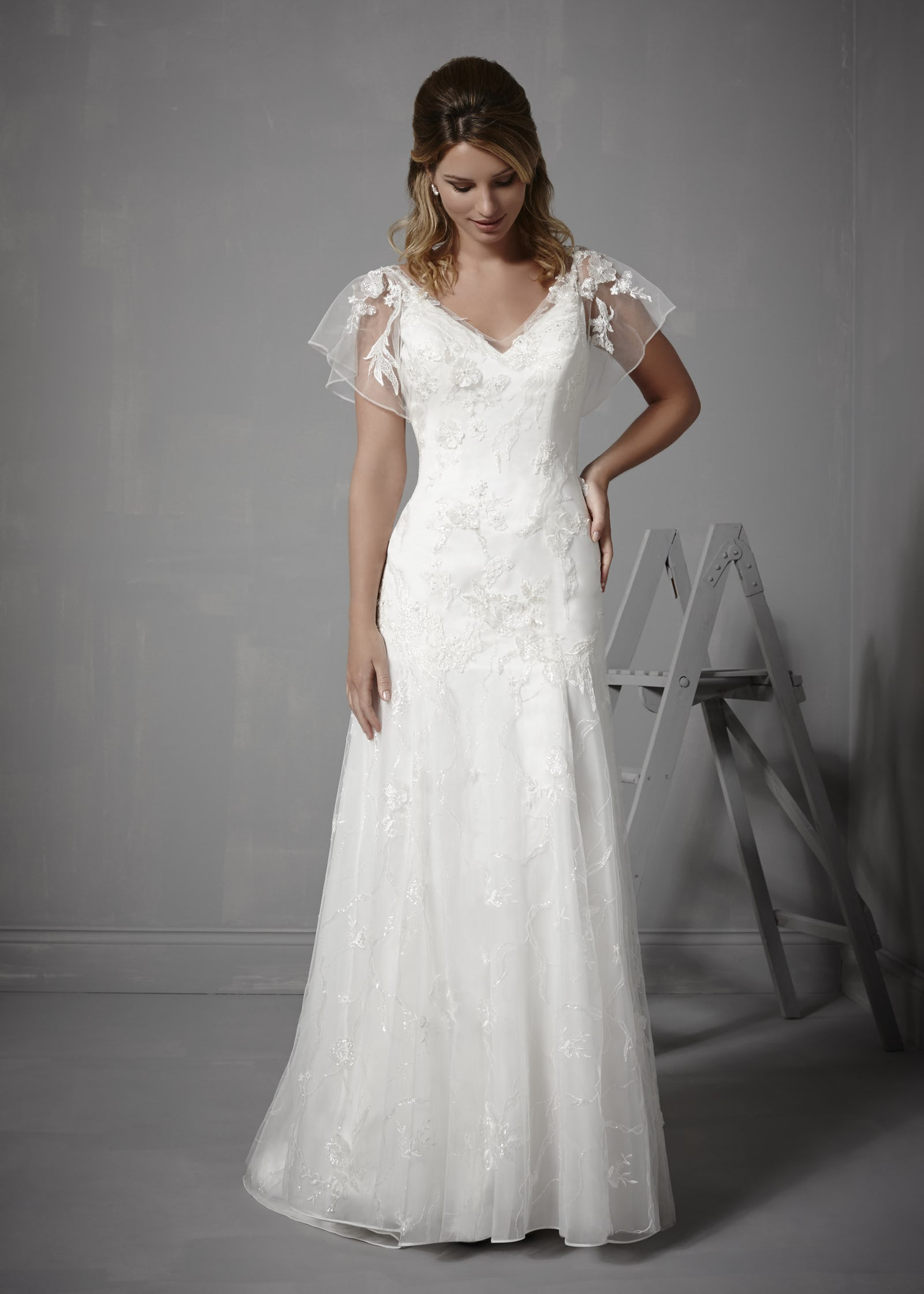 Cyprus Romantica Wedding Dress at Kent Wedding Centre
