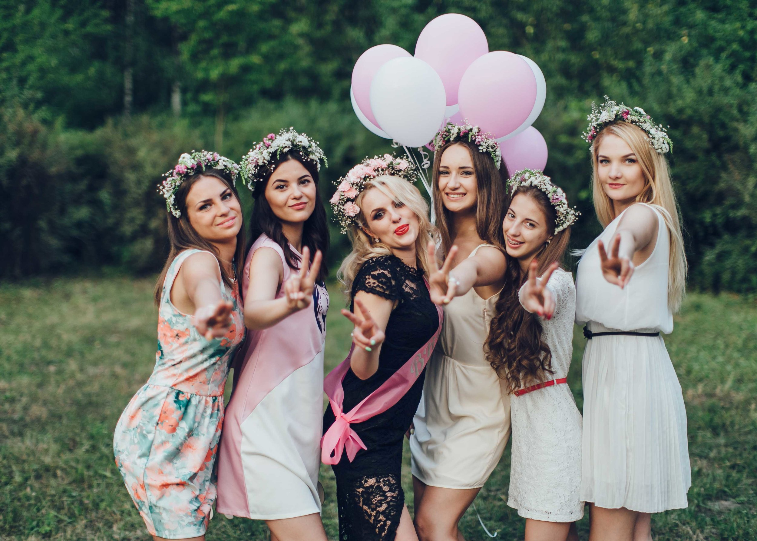 best hen party games
