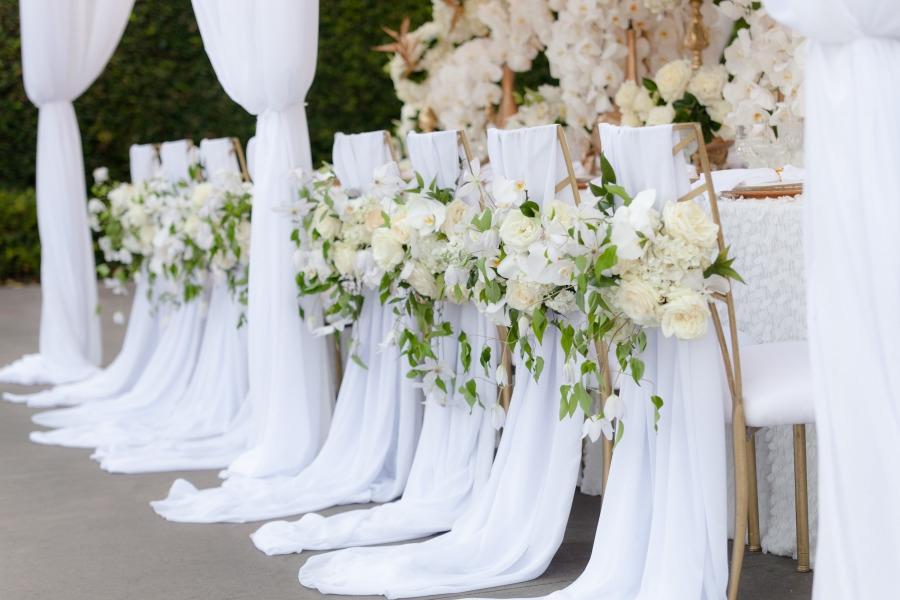 wedding luxury details