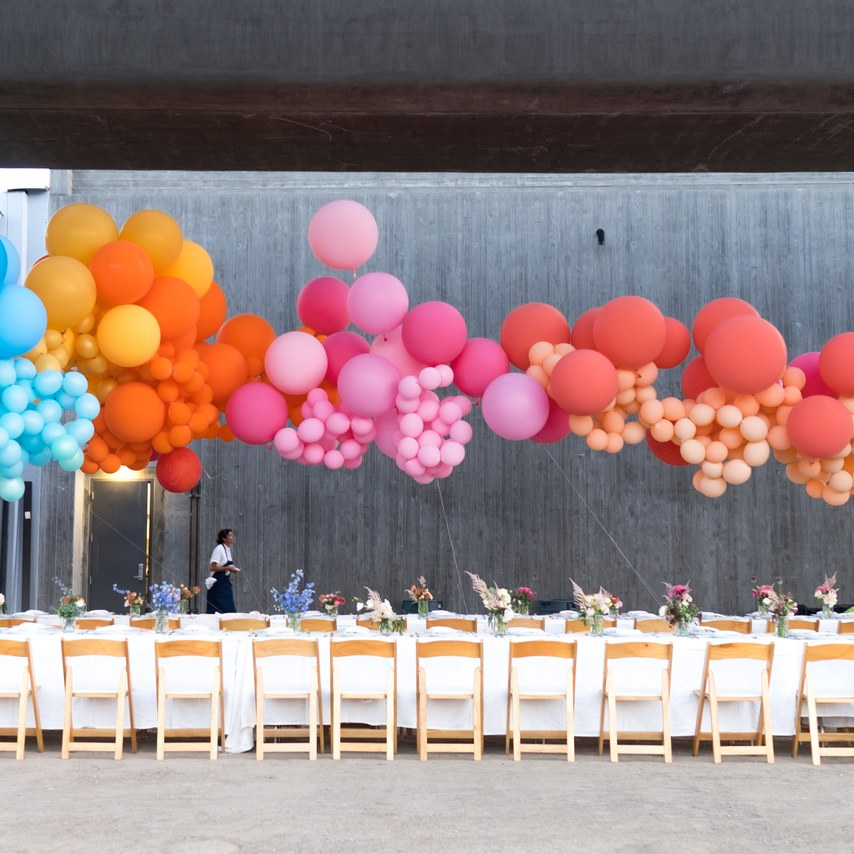 wedding balloons in kent