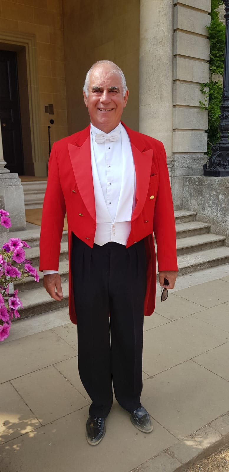 wedding toastmaster in kent