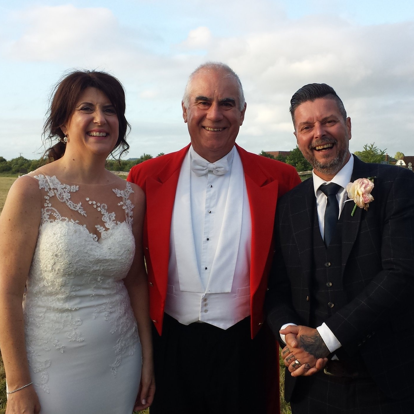 David dicara wedding toastmaster - The Toastmaster is one of the great wedding traditions which will add a touch of nostalgic charm to your big day.