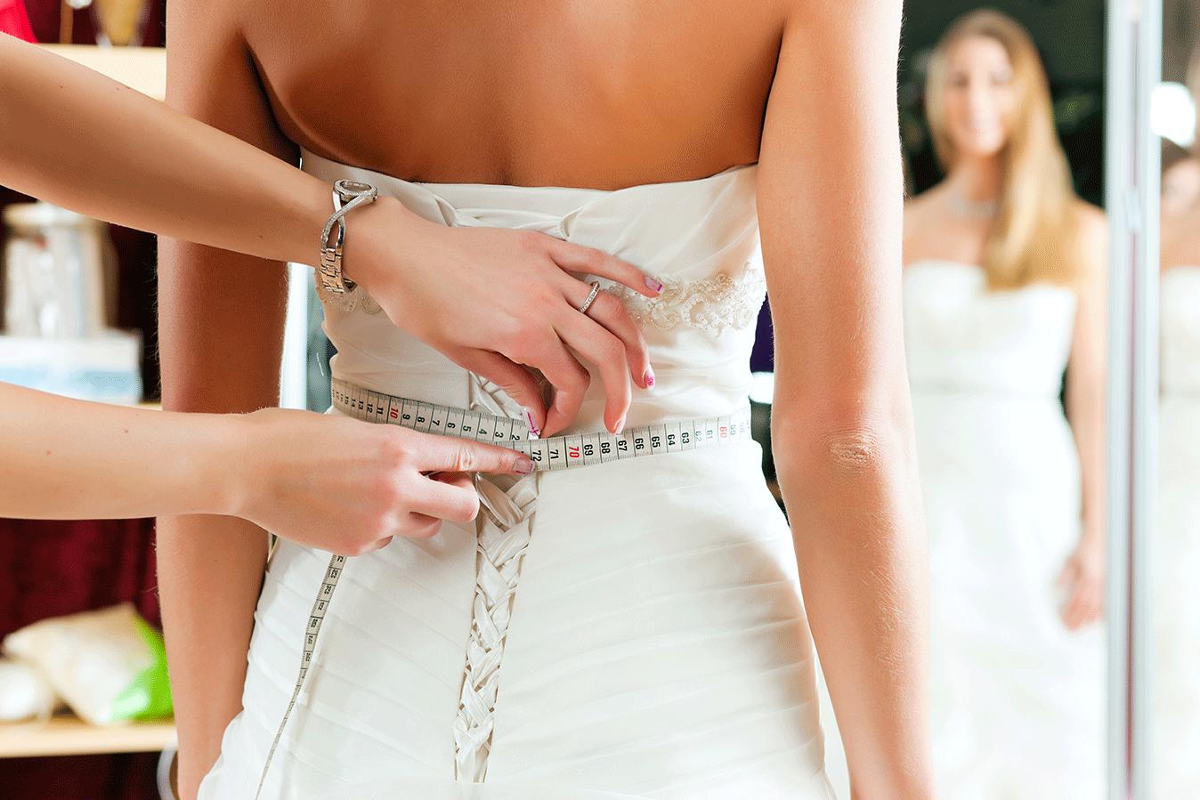deisy's | wedding dress alterations in kent — the kent
