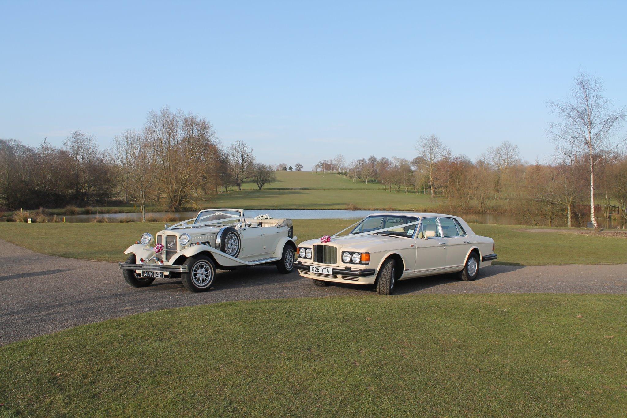 wedding cars in kent