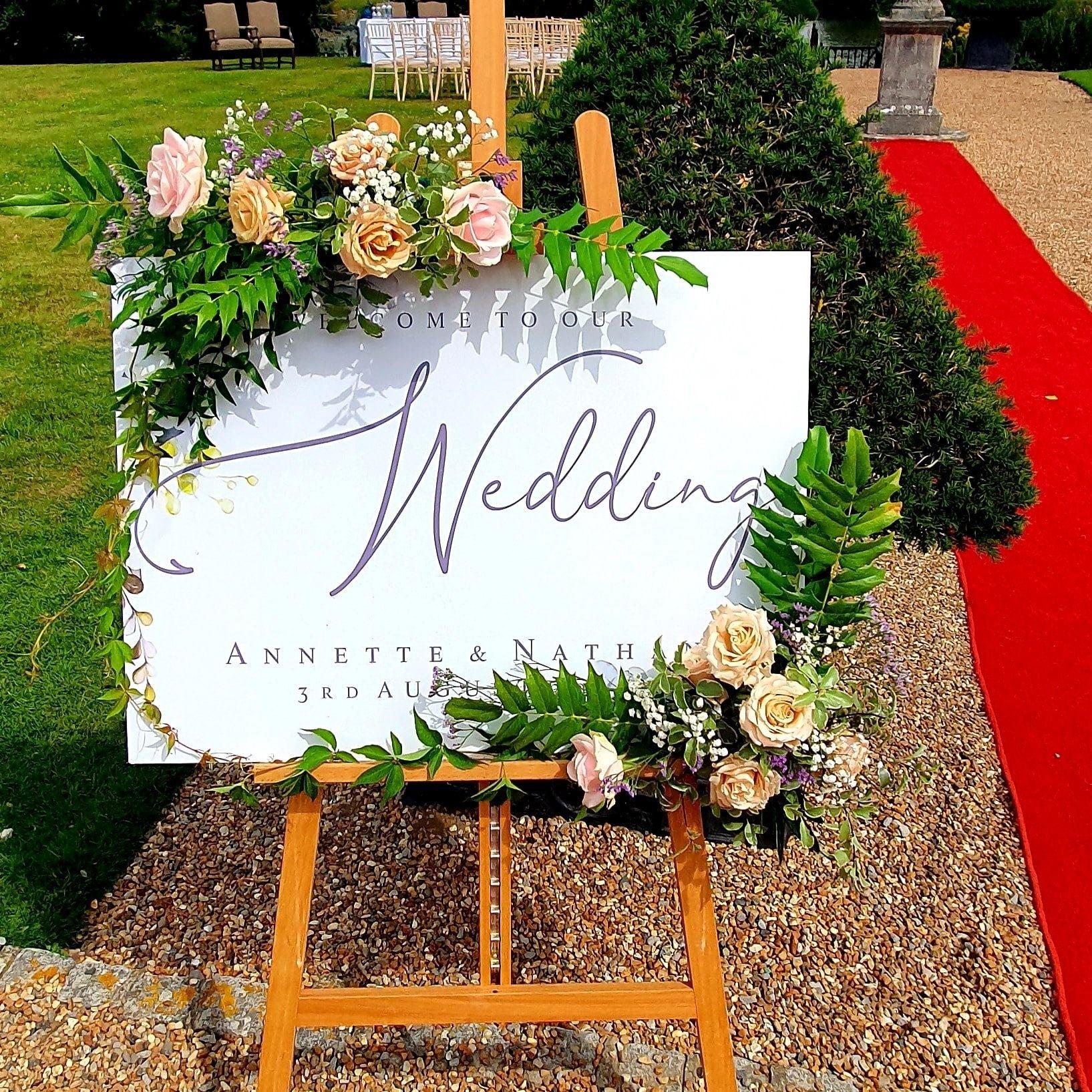 wedding flowers in kent