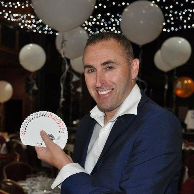 Adam Smith wedding magician - Want a fun & memorable wedding but not sure how? Adam Smith the wedding magician can provide amazing big day entertainment to create a fun atmosphere throughout your big day!