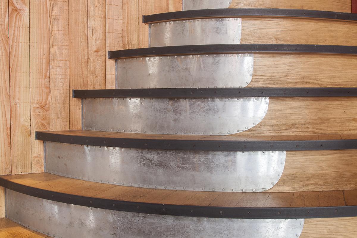 Smokin' Barrels by Studio Modijefsky