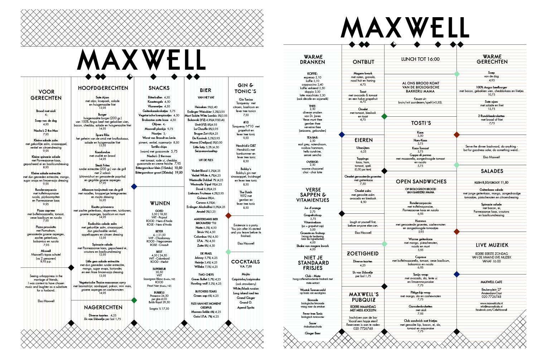 CAFE MAXWELL BY STUDIO MODIJEFSKY