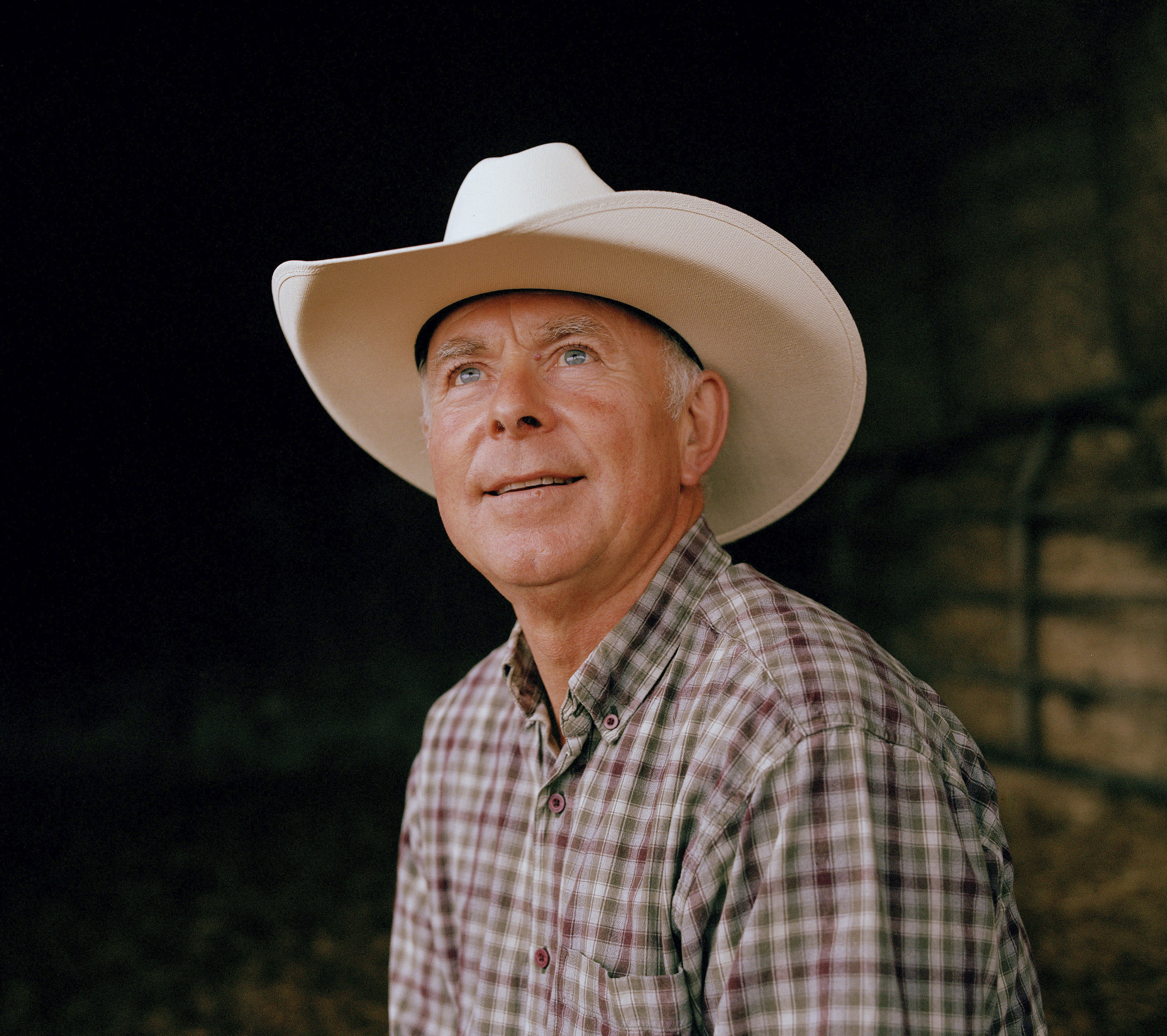 A portrait of western rider Nick Michelle. Nick first found his love for western riding when in 2012 he attended a western riding course in Camelford in Cornwall. After completing the course he travelled to Montana in 2016 to work on a ranch. Upon his return to the UK, he discovered the British Rodeo Cowboy Association and joined straight away to keep the western spirit alive in Devon.