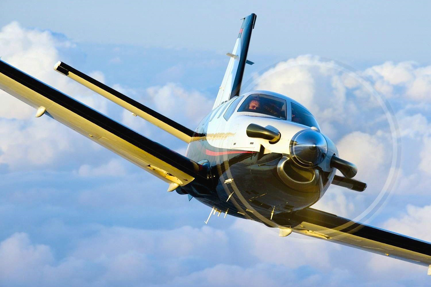The Daher TBM-850 is the fastest single engine turbo prop in the world