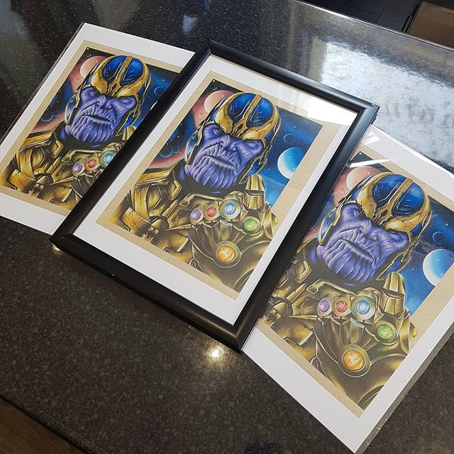 Apprentice @abbtill has his prints of his Thanos drawing 😊 If anyone is interested in buying one message us or message Abb directly 👊 £10 each plus £2 P&P • • • • • #Thanos #TheMadTitan #Marvel #MarvelArt #ThanosArt #Avengers #InfinityWar #EndGame #CaptainMarvel #InfinityGauntlet #IronMan #Spiderman #Thor #BlackAndGreyTattoo #RealisticTattoo #ColourRealisticTattoo #ColourRealism #Art  #Drawing #DrawingOfTheDay #RealisticDrawing #ArtOfTheDay #WorldOfPencils #WorldOfTalents #WorldOfNerdArt #Illustration #SupportArt #Tattoo #TattooDesign @worldofpencils @drawing.expression @worldofnerdart @sullenclothing @joshbrolin @artistsassemble