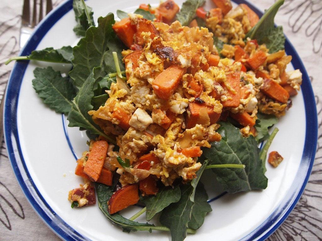 Online Personal Trainer Breakfast Recipes - Spanish Eggs.jpg
