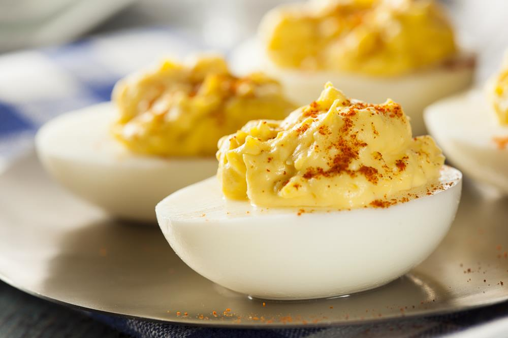 Online Personal Trainer Breakfast Recipes - Stuffed Eggs.jpg
