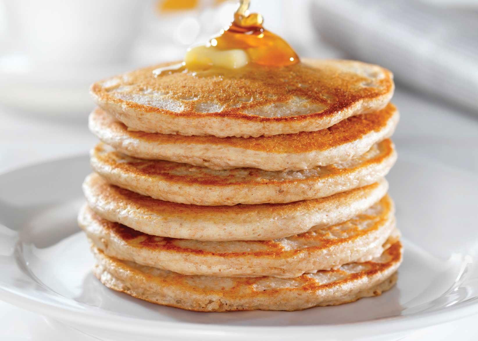 Online Personal Trainer Breakfast Recipes - Banana Breakfast Pancakes.jpg
