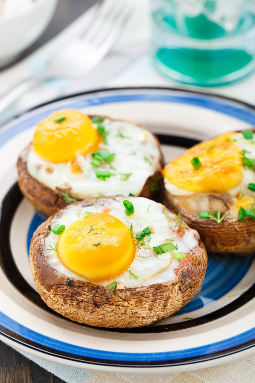 Online Personal Trainer Breakfast Recipes - Mushroom Muffin.jpg