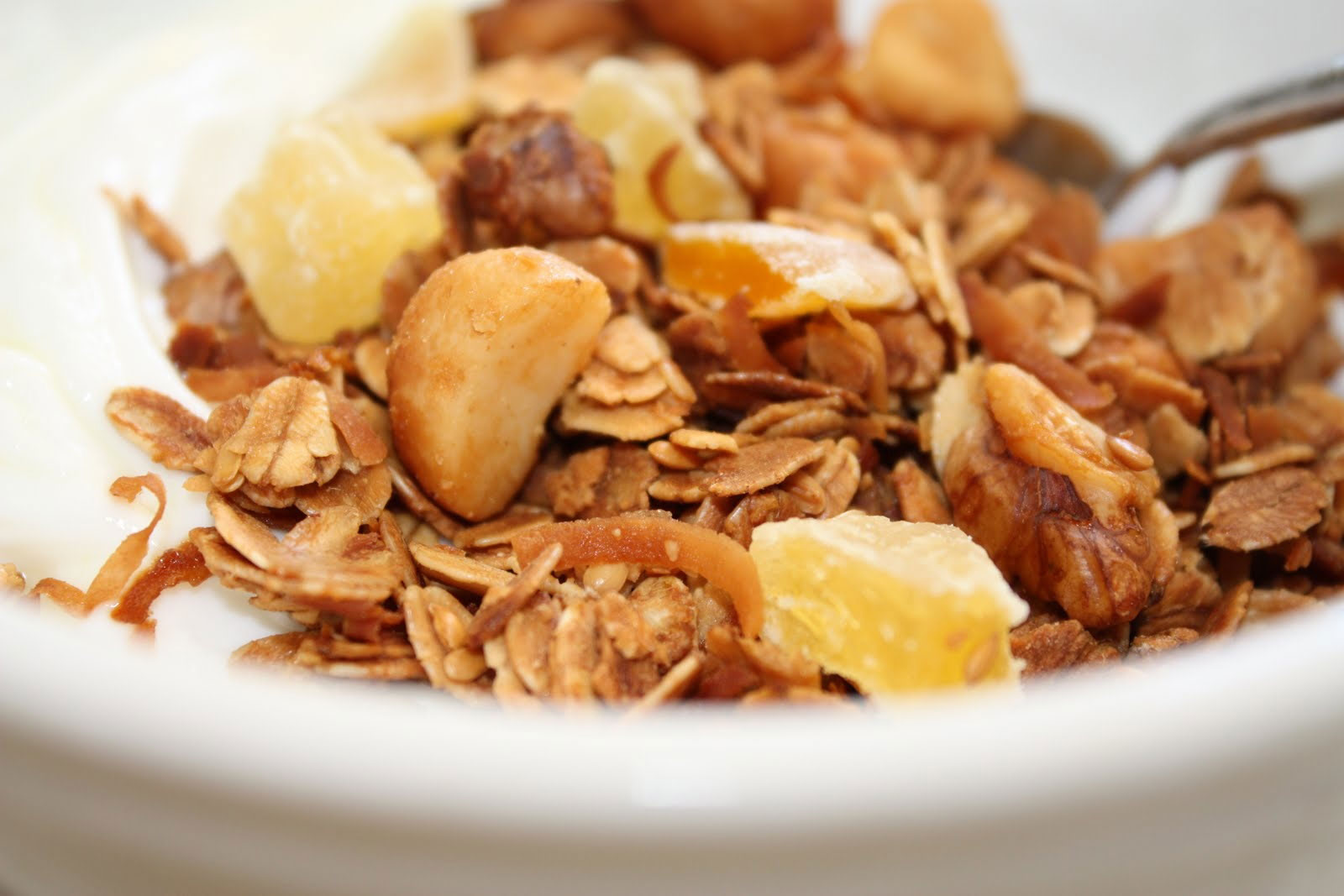 Online Personal Trainer Breakfast Recipes - Rise & Shine Granola.jpg
