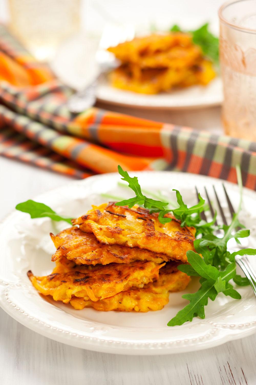 Online Personal Trainer Breakfast Recipes - Carrot Pancakes.jpg