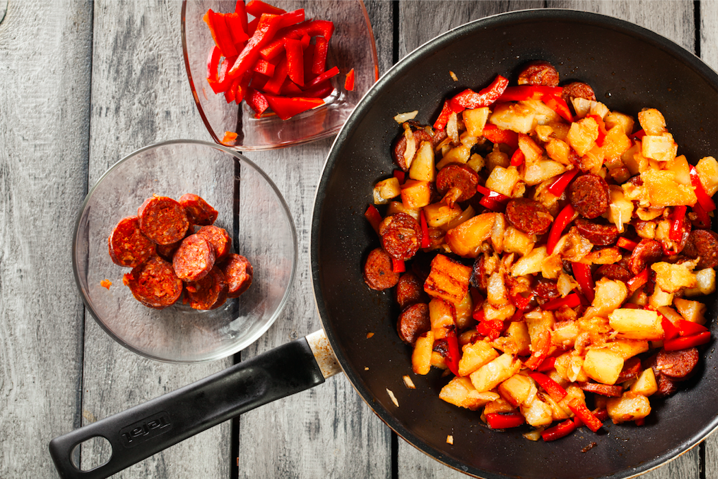 Online Personal Trainer Main Meal Recipes -Chorizo & Potato Supper.jpg..png