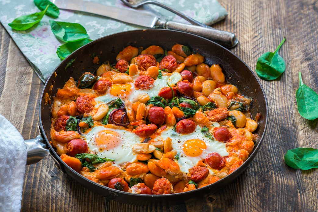 Hearty Chorizo & Eggs.png