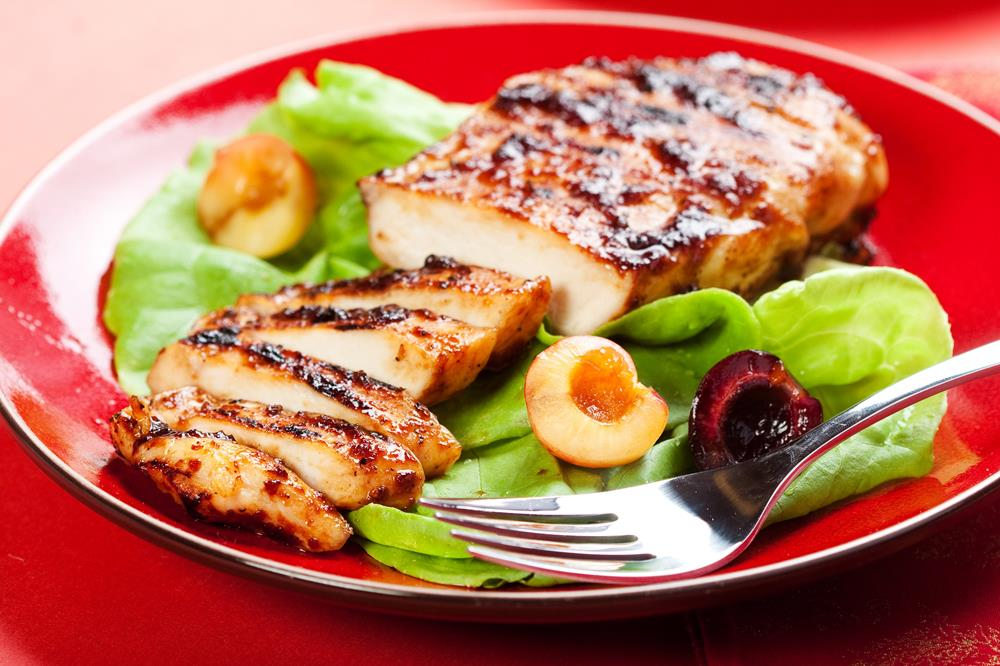 Online Personal Trainer Main Meal Recipes -Orange Honey Chicken.jpg