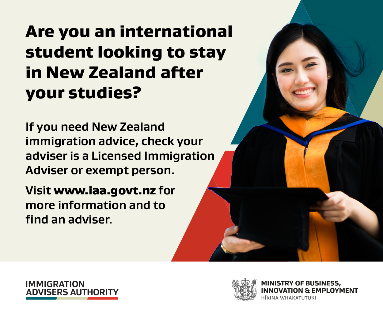 IAA International Students in NZ