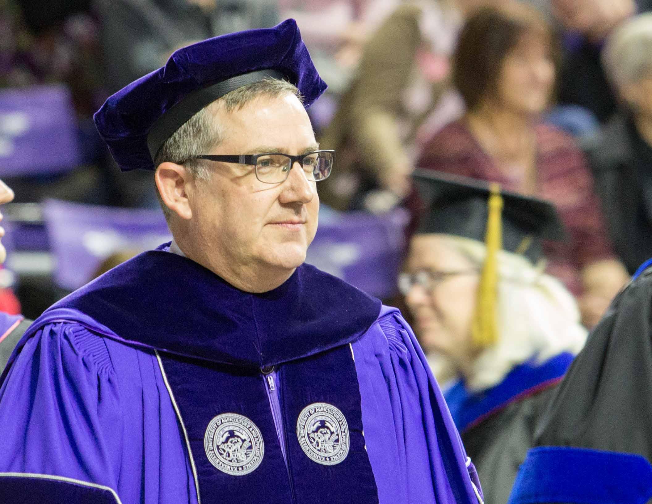 President Kirk Schulz