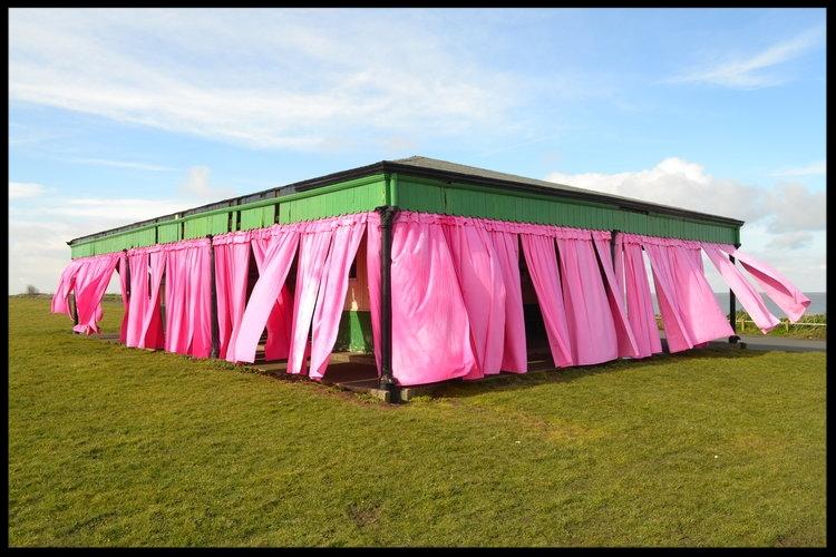 The Blushing Pavilion