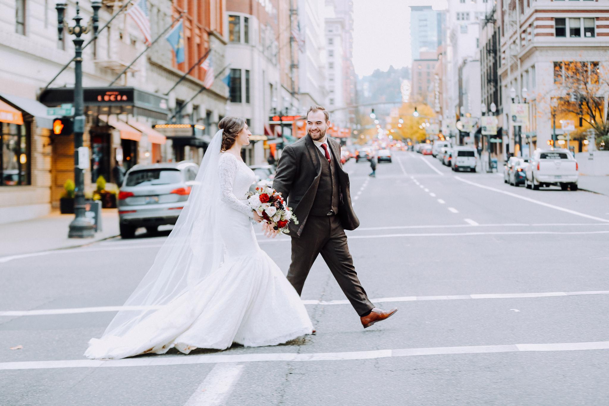 Manu and Laura - Portland Wedding Photographer - 74.jpg