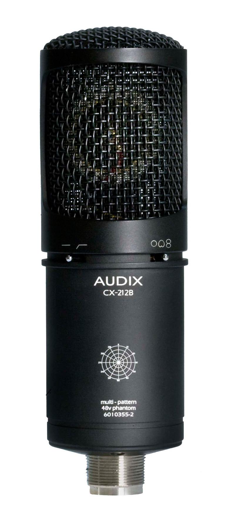 2 x CX-212B's (room mics)