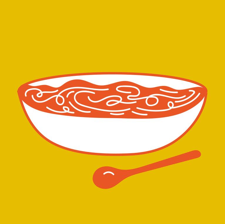 3. soup  (candice m)