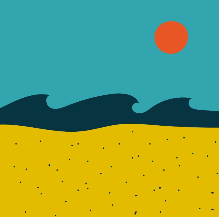 47. the beach  (julie t)
