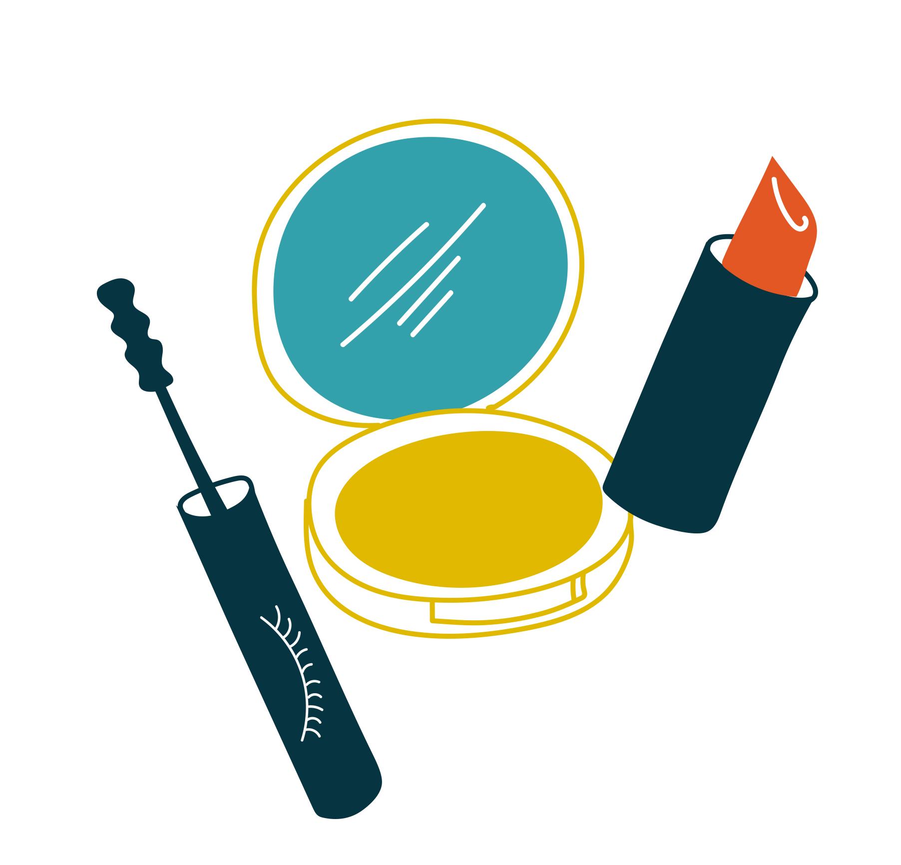 63. drugstore makeup shopping spree  (rebecca l)
