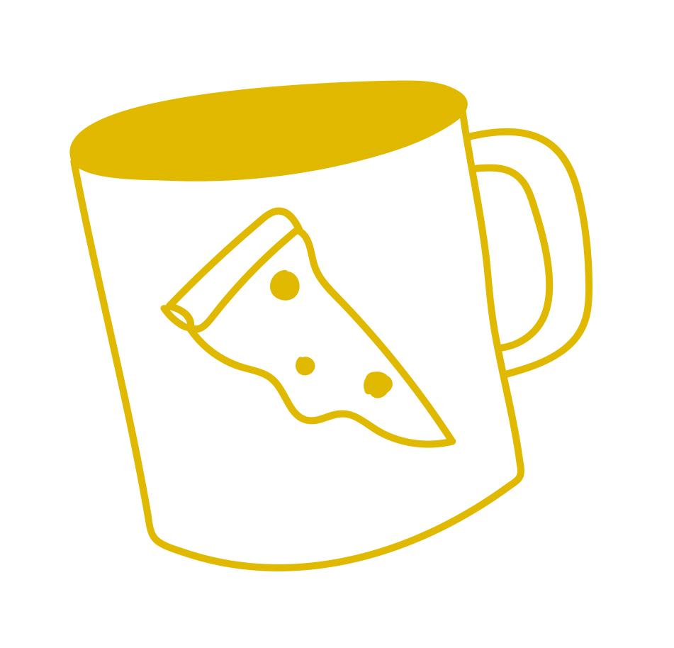 94. the coffee mug you always reach for