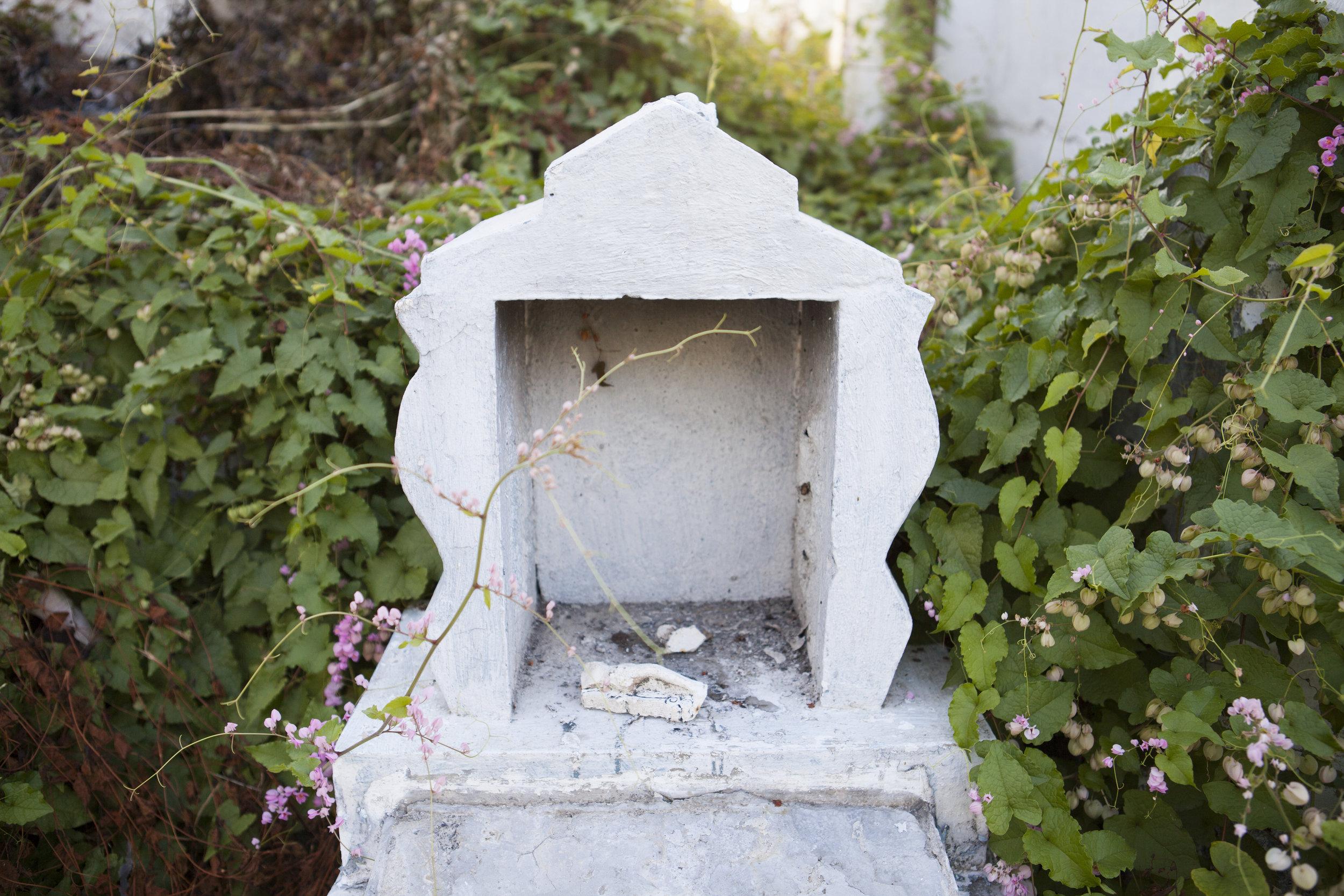 Morning in Wireless Cemetery