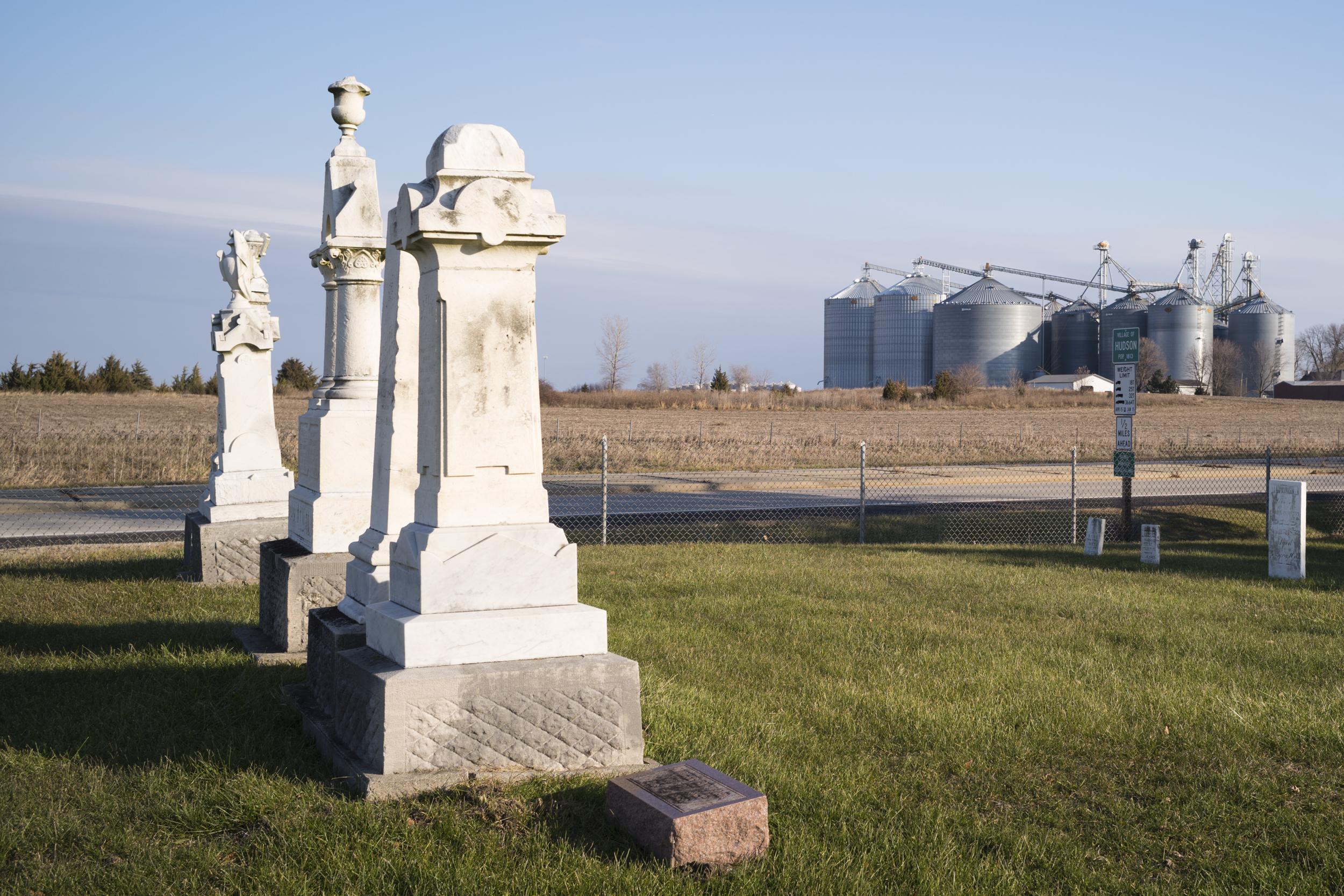 Hudson, Illinois
