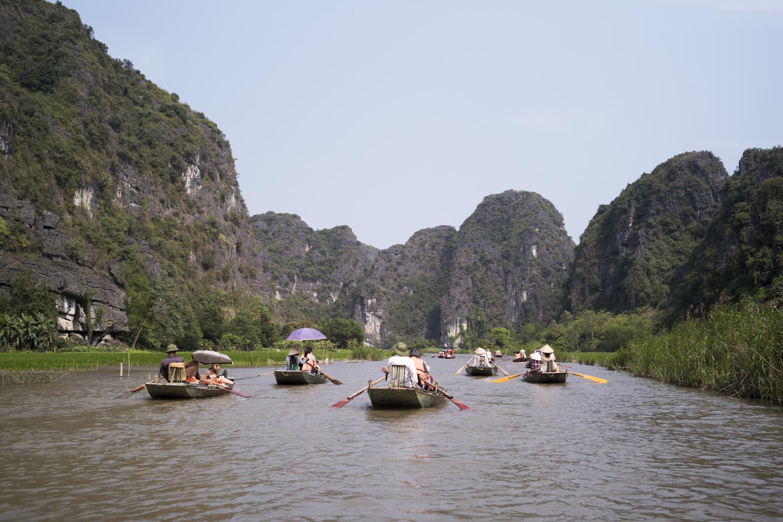 Hoa Lu Tam Coc, Vietnam