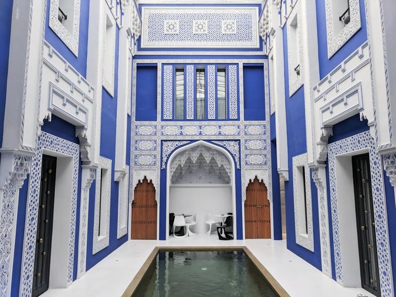 Riad Goloboy, Marrakech