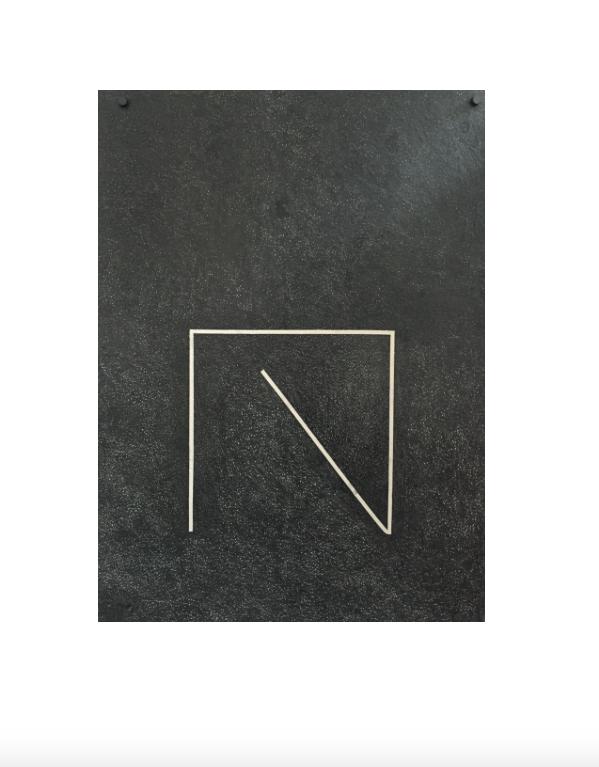 REALIDAD CONTINGENTE  Grafito sobre papel algodón 680g. 70 x 50 cm 2015.   Dibujo concreto.    Estructura esencial.