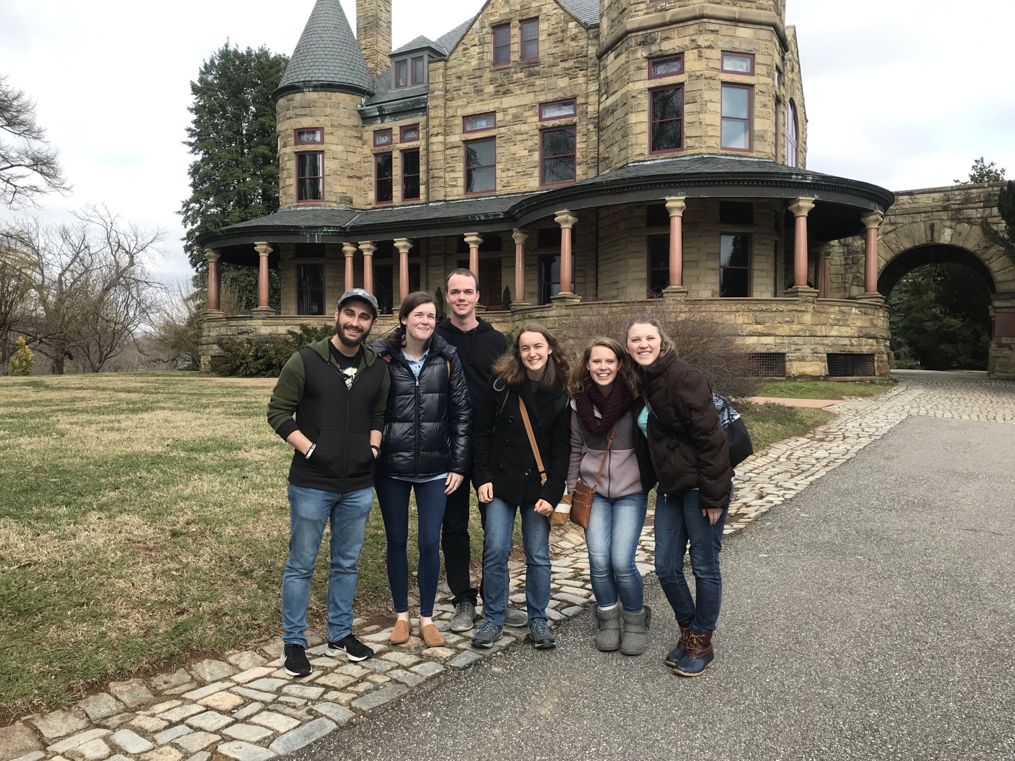 This is a picture from the Honors Retreat to Richmond, Virginia. I went with part of the group that toured the Maymont Mansion.