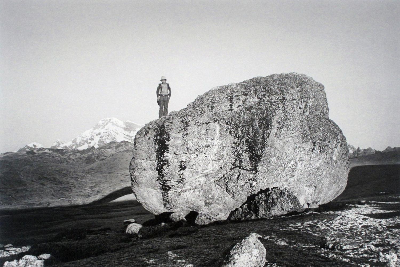 Mariano Chillihuani / El hombre pequeño, Ccalacocha / Ocongate, Cusco, 1987. © TAFOS