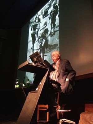 Philip Jones Griffiths lecture