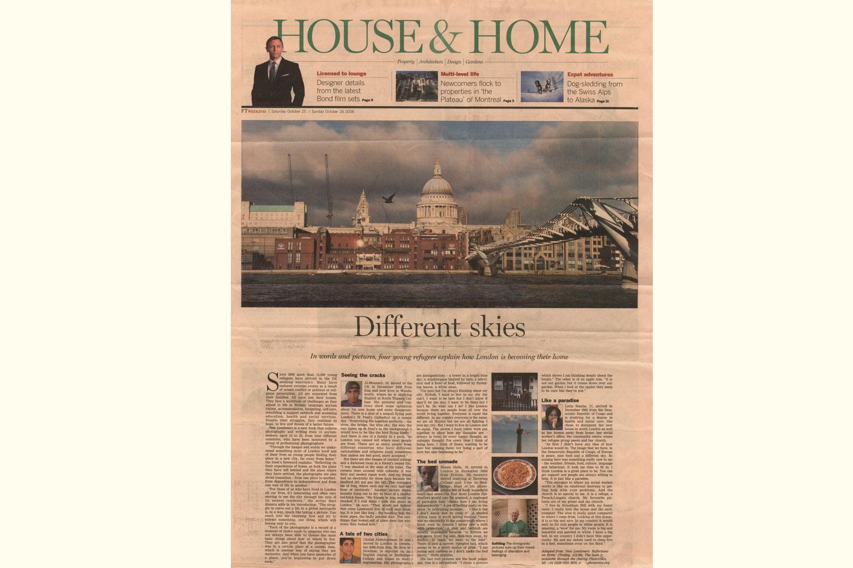 Financial Times, 2008