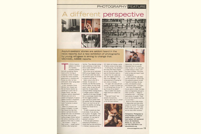 SX Magazine, 2002